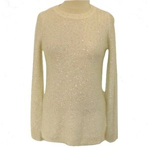 Calvin Klein Sequined Knit (Slight Flaw)- Sz. S/M